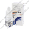 Careprost Plus Eye Drops (Bimatoprost/Timolol Maleate) - 0.3mg/5mg (3mL) P1