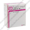 Inderal (Propranolol) - 40mg (10 Tablets) P1