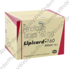 Lipicard (Fenofibrate) - 160mg (10 Tablets) P1